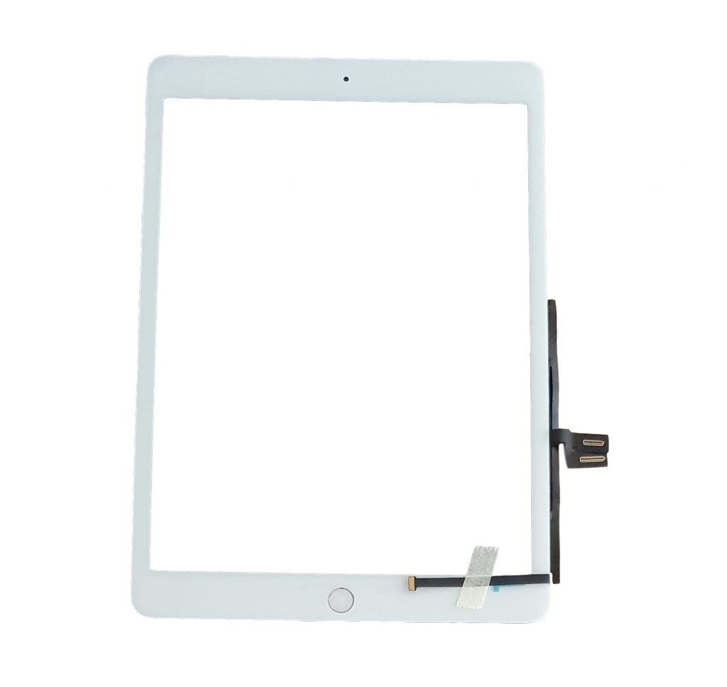 Touch Screen per iPad 7 Bianco + Tasto home