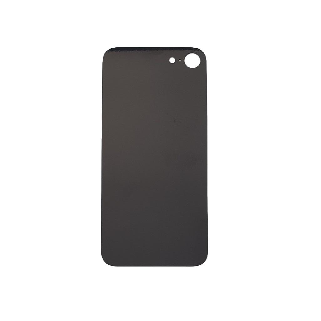 Vetro scocca per iPhone 8 - Grigio siderale