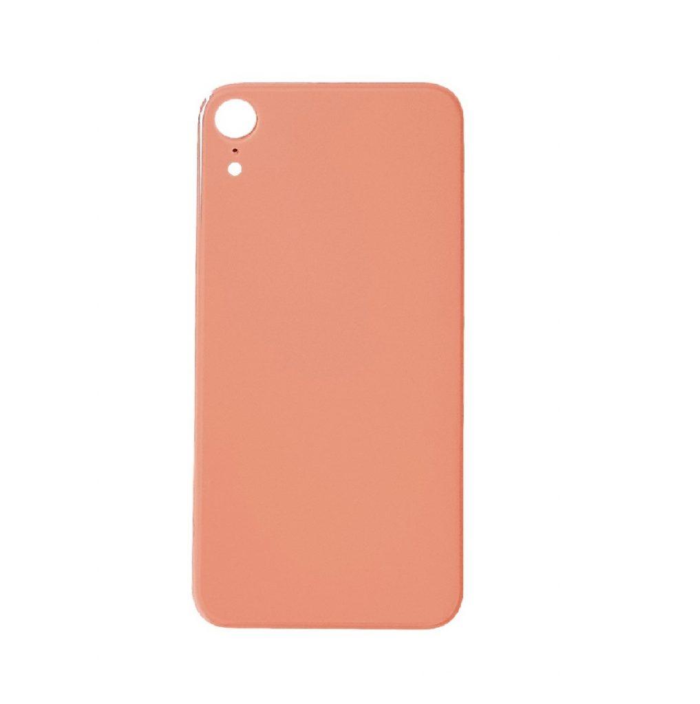 Vetro scocca per iPhone XR – Corallo