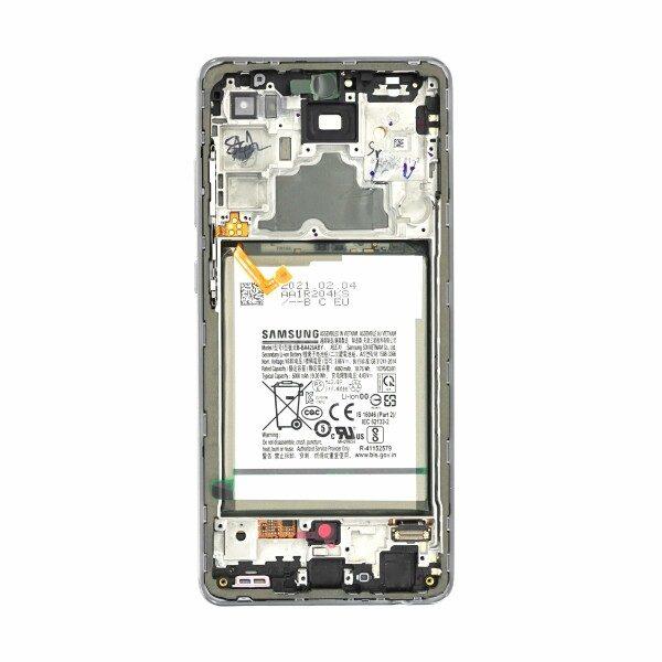 Display originale Samsung A72 + batteria retro